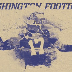 UW Football Brochure Covers