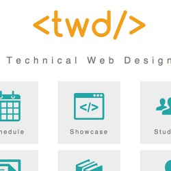 Technical Web Design Program