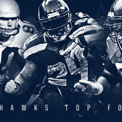 Seahawks Top Forty Players