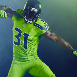 Color Rush Uniform Launch